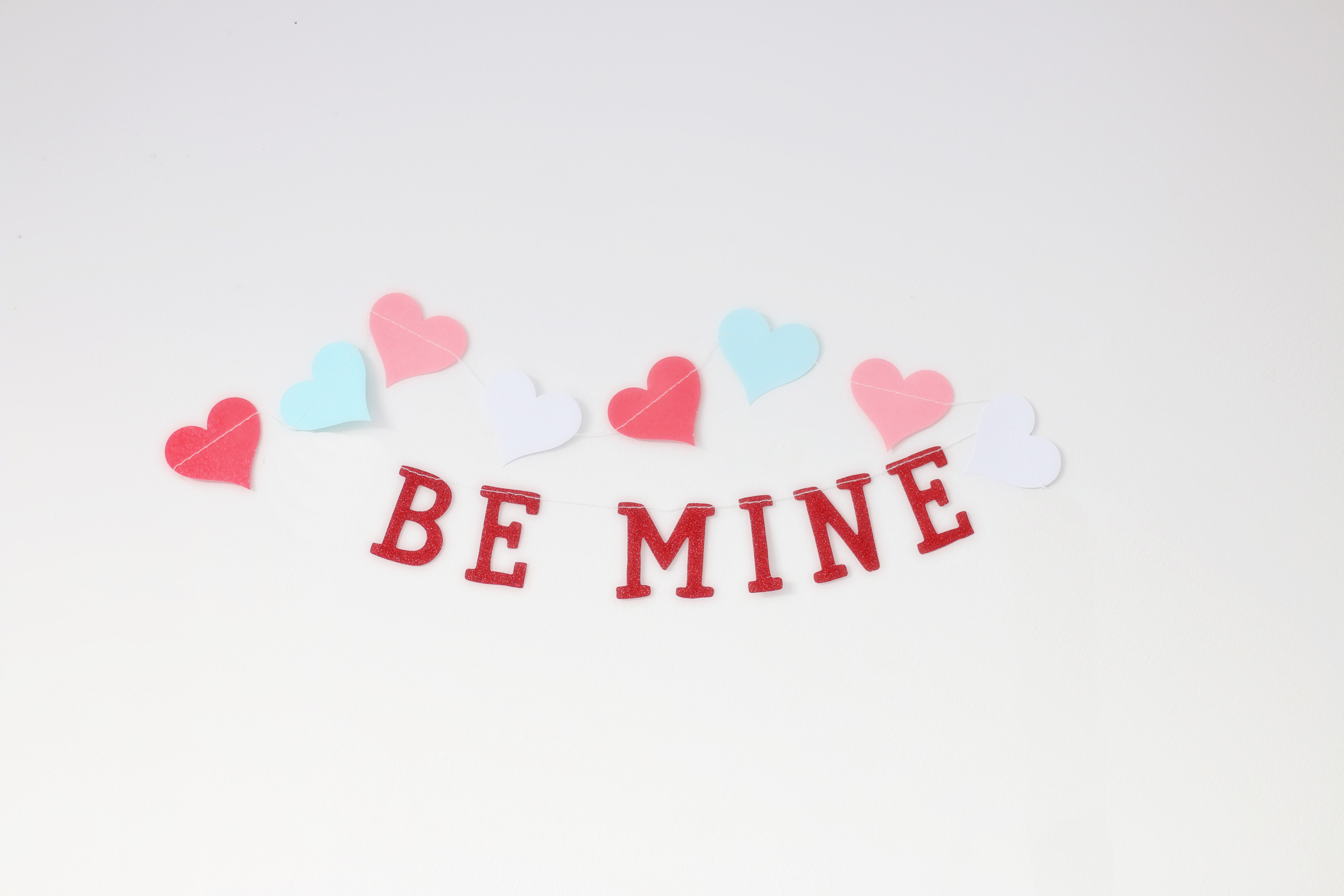 Be Mine Stickers