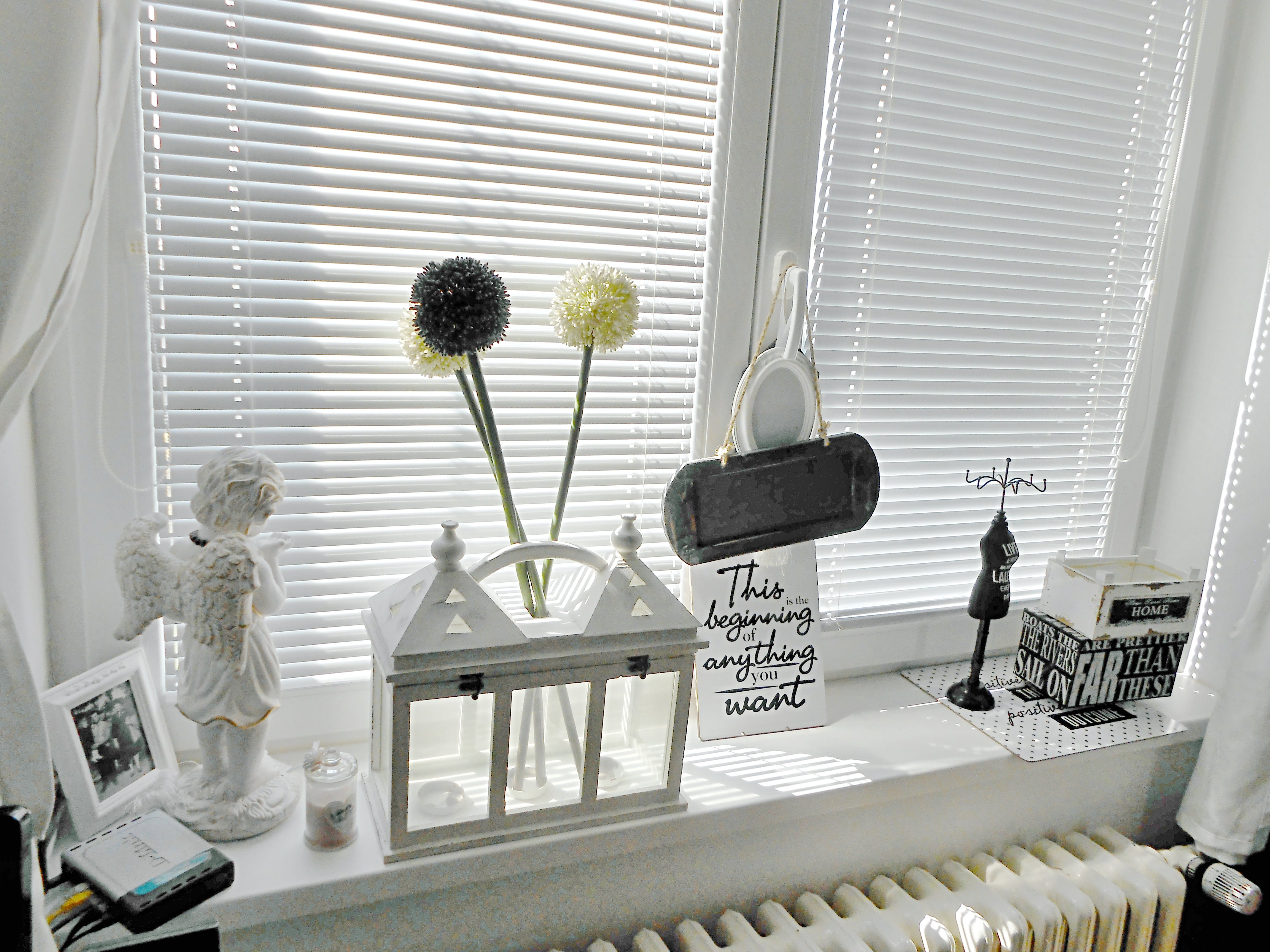 Free stock photo of Window white decoration in my home