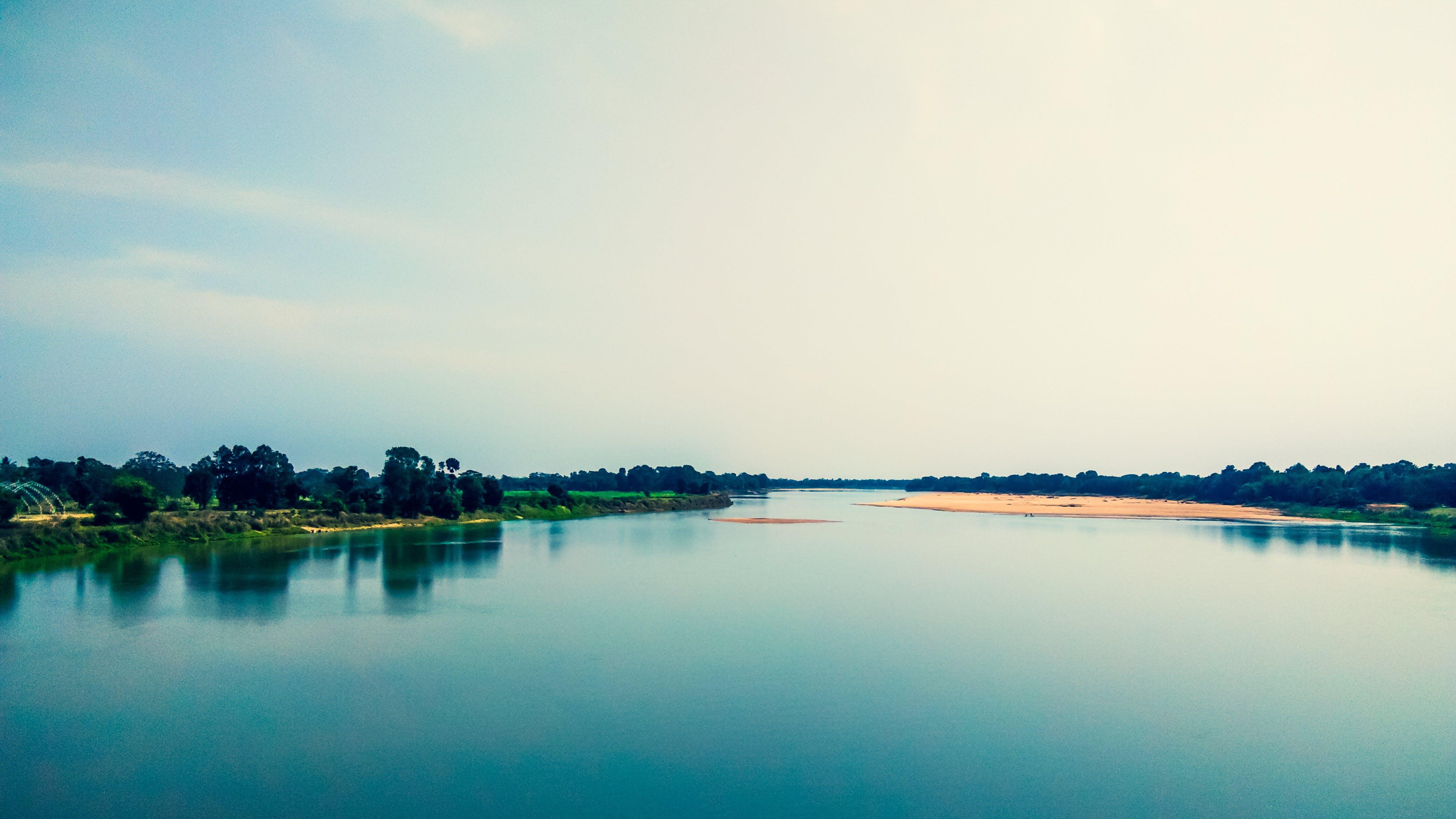 Free stock photo of lake, river, sea
