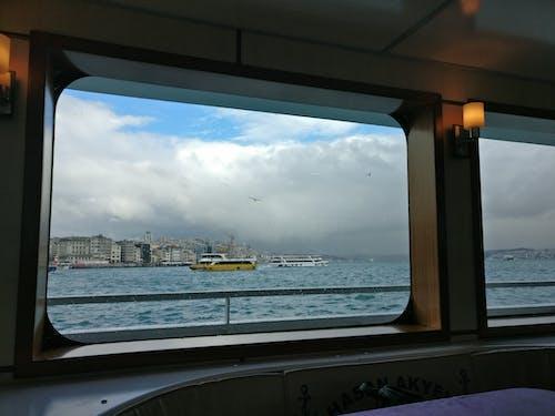 Imagine de stoc gratuită din barcă, croazieră pe râu, excursie cu barca, Istanbul