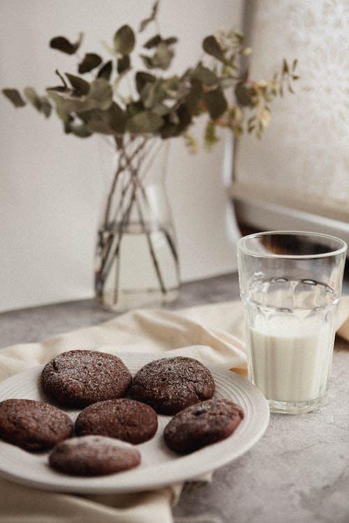 Kostenloses Stock Foto zu backwaren, cookies, erfrischung