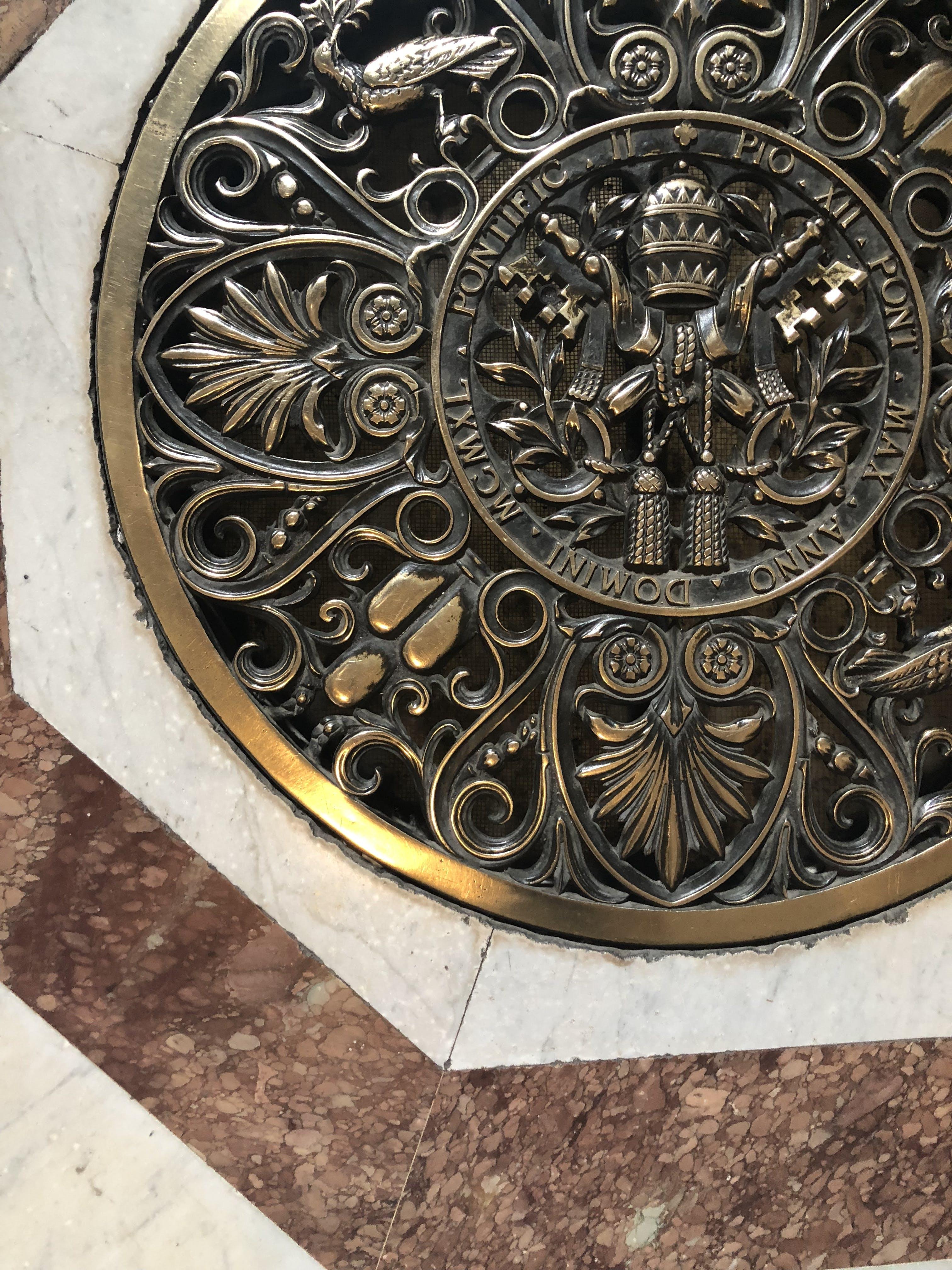 Fotos de stock gratuitas de arte metal, basilica de san pedro, mobilechallenge, museo del vaticano