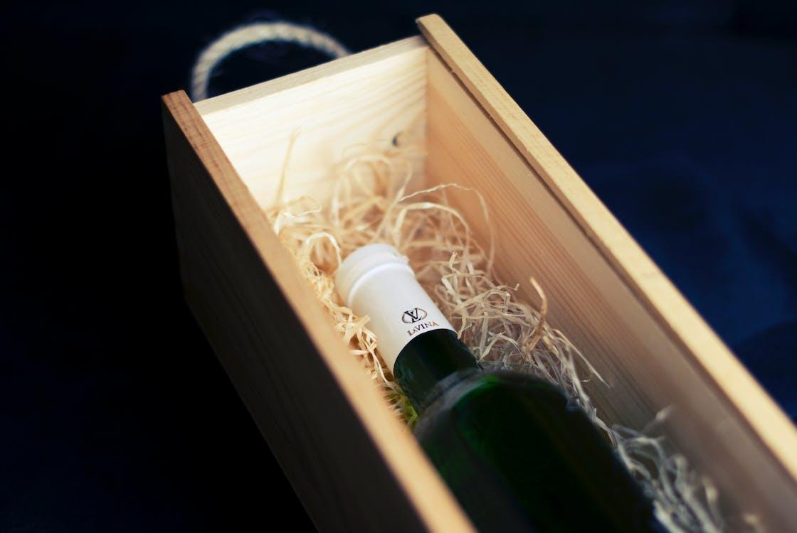 alcohol, bottle, gift
