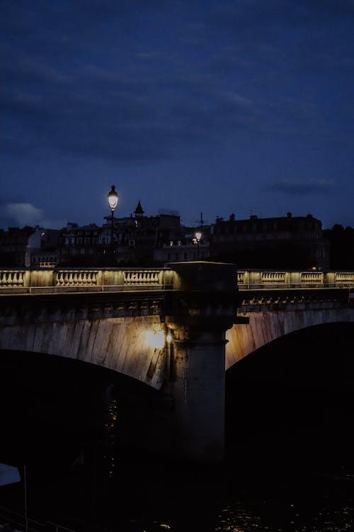 Fotos de stock gratuitas de arquitectura. ciudad, azul, azul oscuro