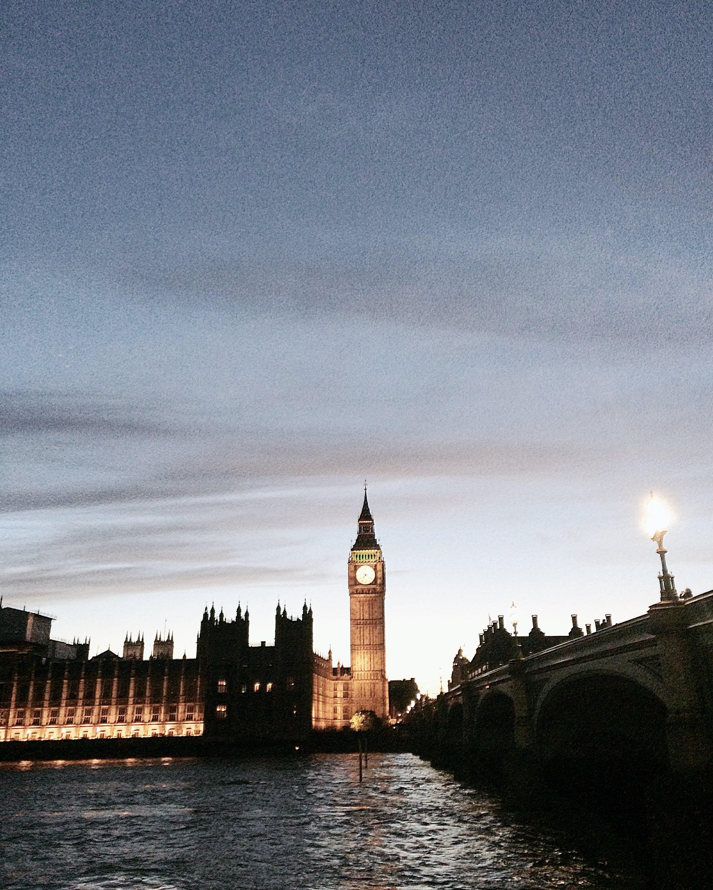 architektura, Big Ben, budova