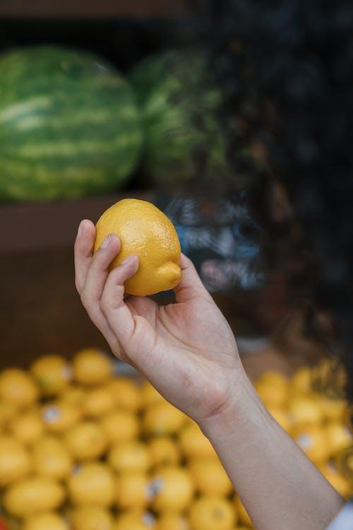 감귤류, 레몬, 비타민 C의 무료 스톡 사진