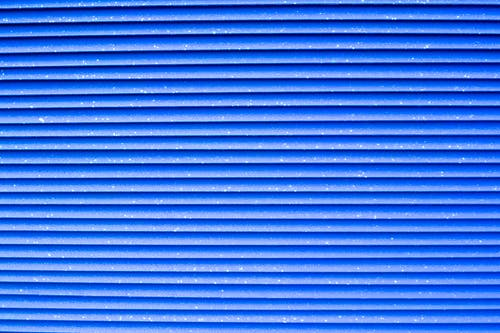 Blue Striped Pad