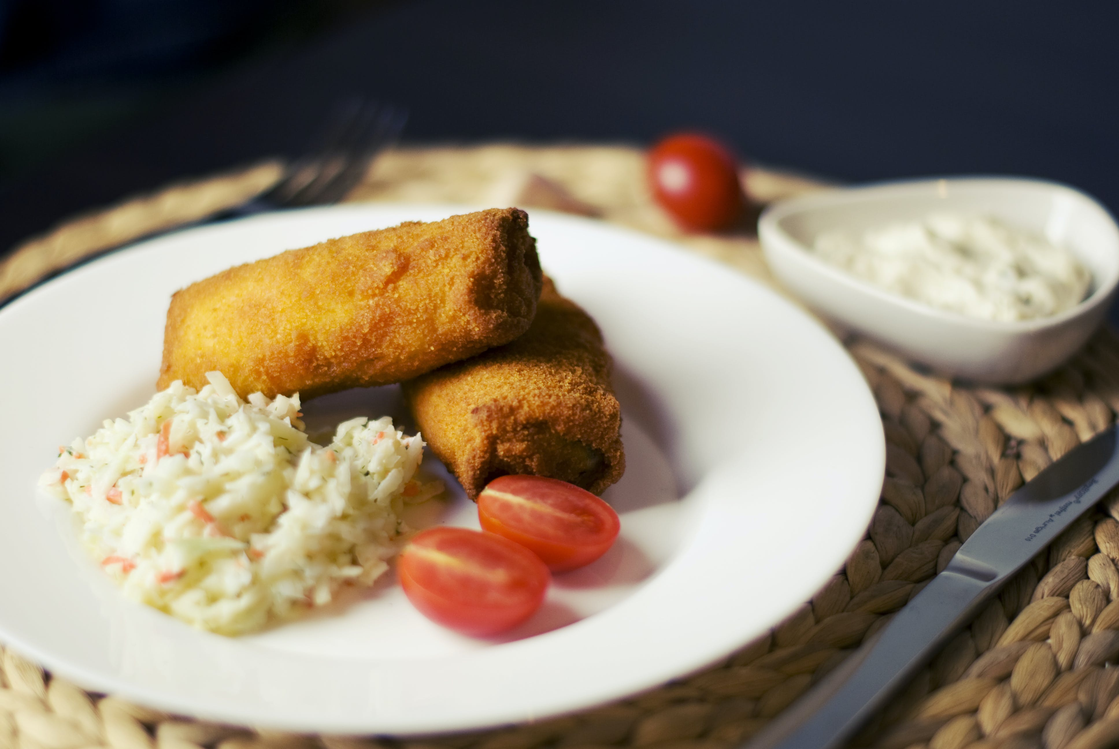 croquettes, delicious, dinner