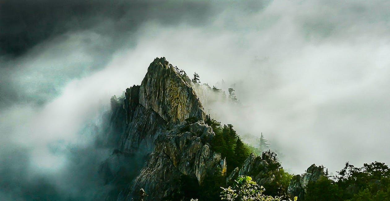 dji, βουνό, όρος