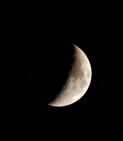 Full Moon in Dark Night