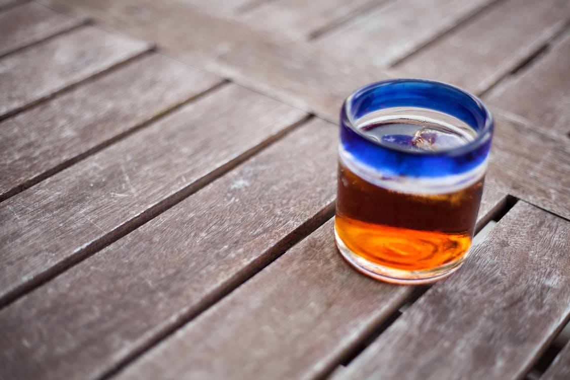 alkohol, Es, gingerale