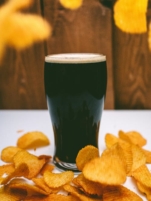 Foto profissional grátis de álcool, alimento, aperitivo, bar