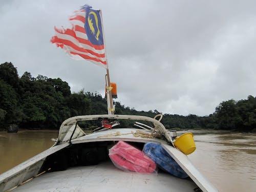 Бесплатное стоковое фото с лодка, Малайзия