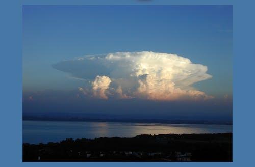 fenã³meno, nubes, 自然 的 免费素材照片