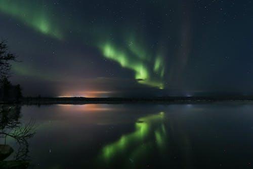 Základová fotografie zdarma na téma jezero, klidný, noc