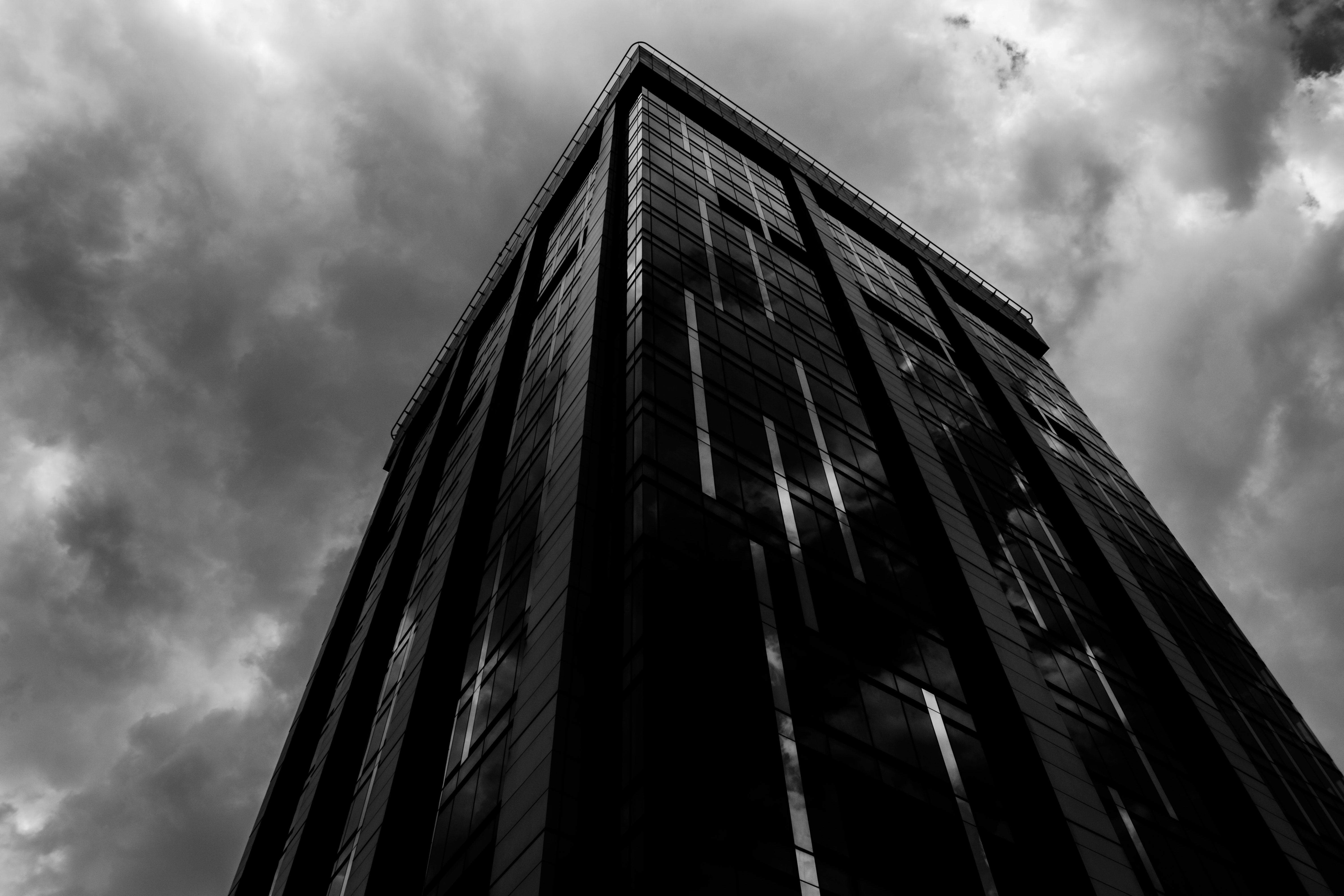 Low Angle Photography Of Building Free Stock Photo: Low Angle Photo Of Building Under Sky · Free Stock Photo