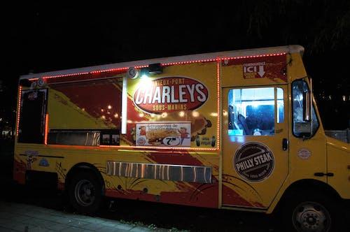 Free stock photo of charleys, food, food truck