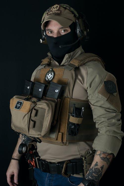 Gratis lagerfoto af ansigt forklædning, beskyttelse, fare