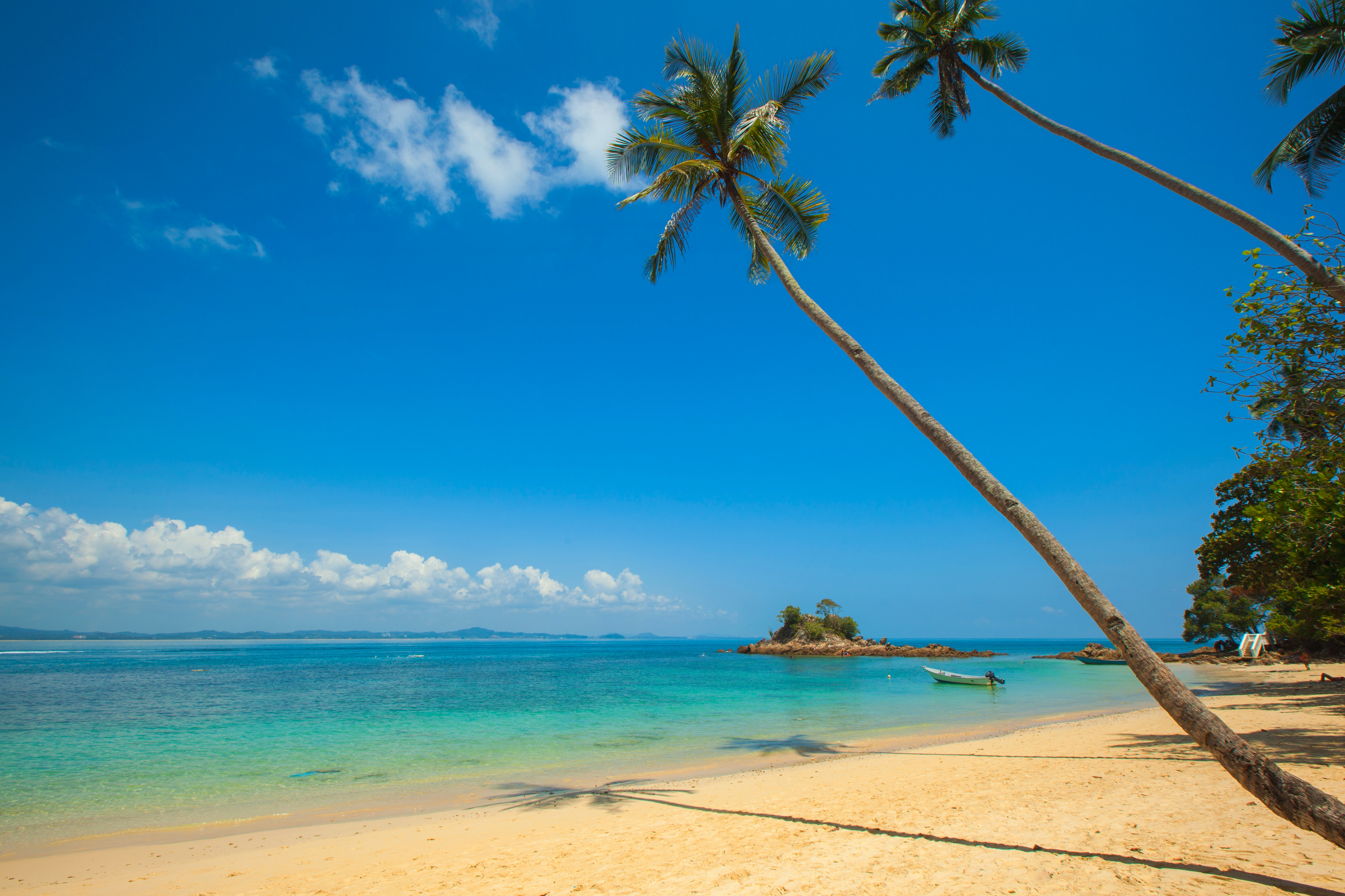 Tropical Island Beach Ambience Sound: Beaches Pictures For Backgrounds