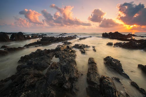 Základová fotografie zdarma na téma kameny, krajina, léto, mávat