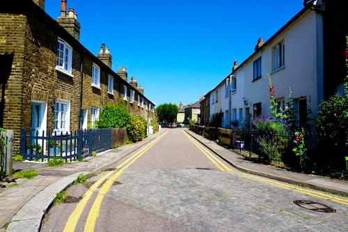 Gratis stockfoto met Engeland, groot-britannie, huizen
