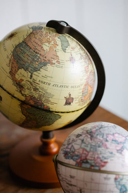 Imagine de stoc gratuită din antichitate, atlas, călătorie