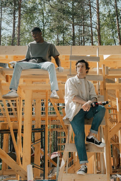 Kostnadsfri bild av arbetare, byggarbetsplats, hanar