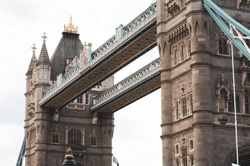 倫敦, 古老的, 吊橋 的 免费素材图片