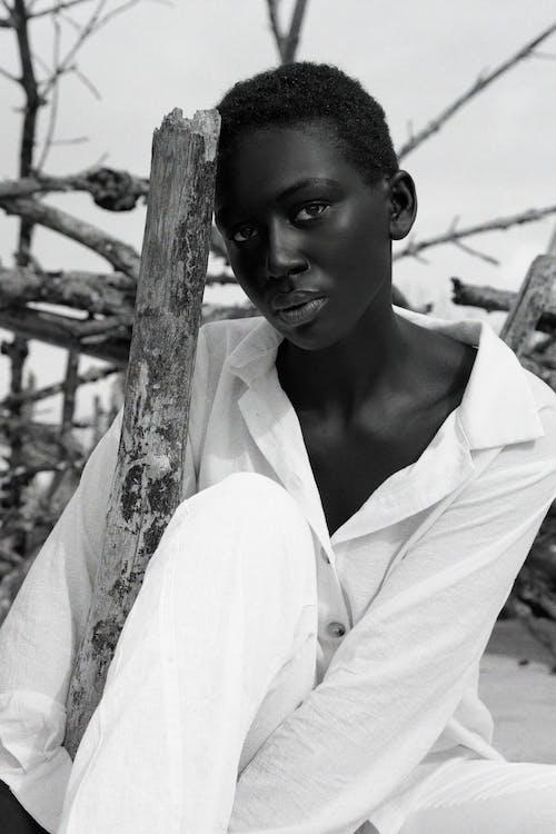 Gratis lagerfoto af afrikansk mode, ansigtsudtryk, barn