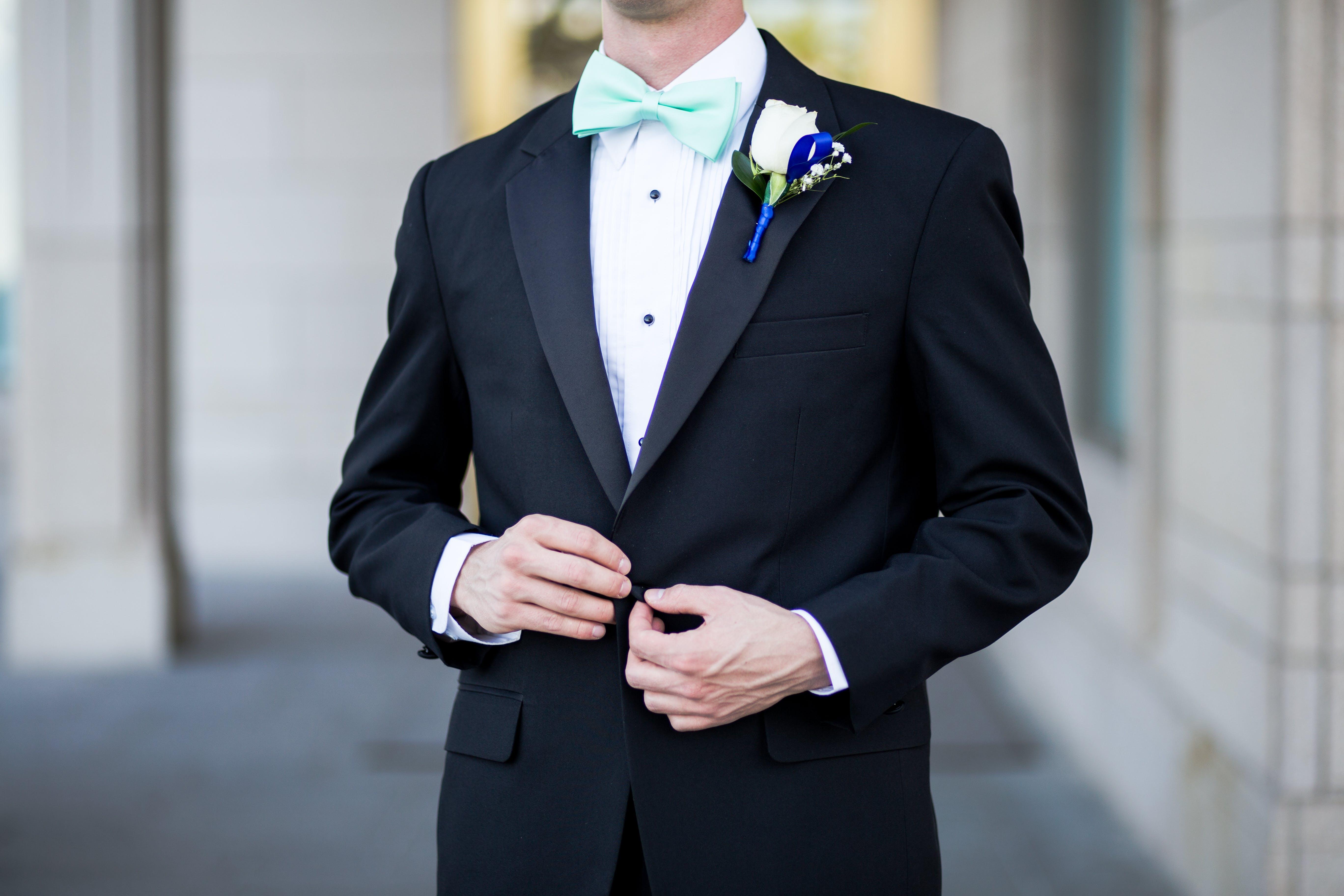 Kostenloses Stock Foto zu bräutigam, designeranzug, ehe, erwachsener