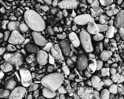 Free stock photo of beach break, rock