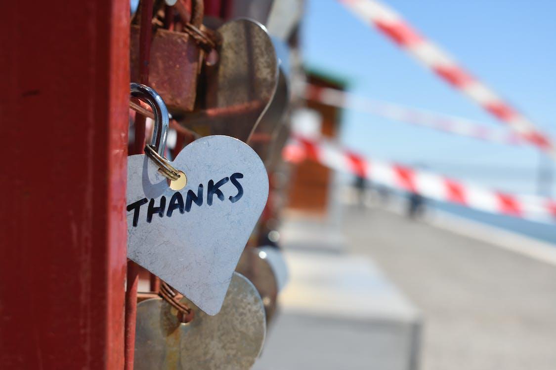 Silver-colored Heart Lock Bridge