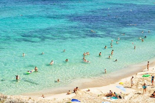 levná dovolená na pláži