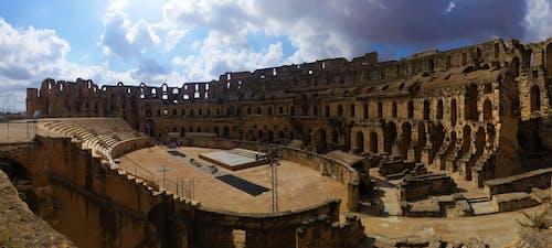 Free stock photo of Coliseum