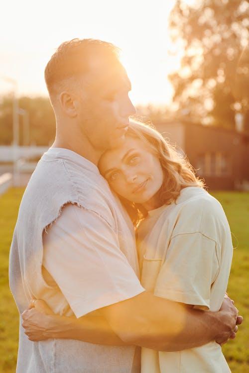 Základová fotografie zdarma na téma dvojice, hezký, láska