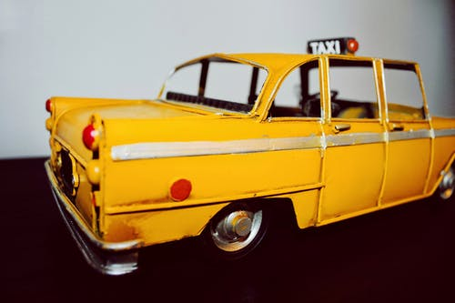 Free stock photo of cab, car, decor