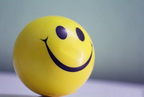 Foto d'estoc gratuïta de bola, emoticona, groc, mili