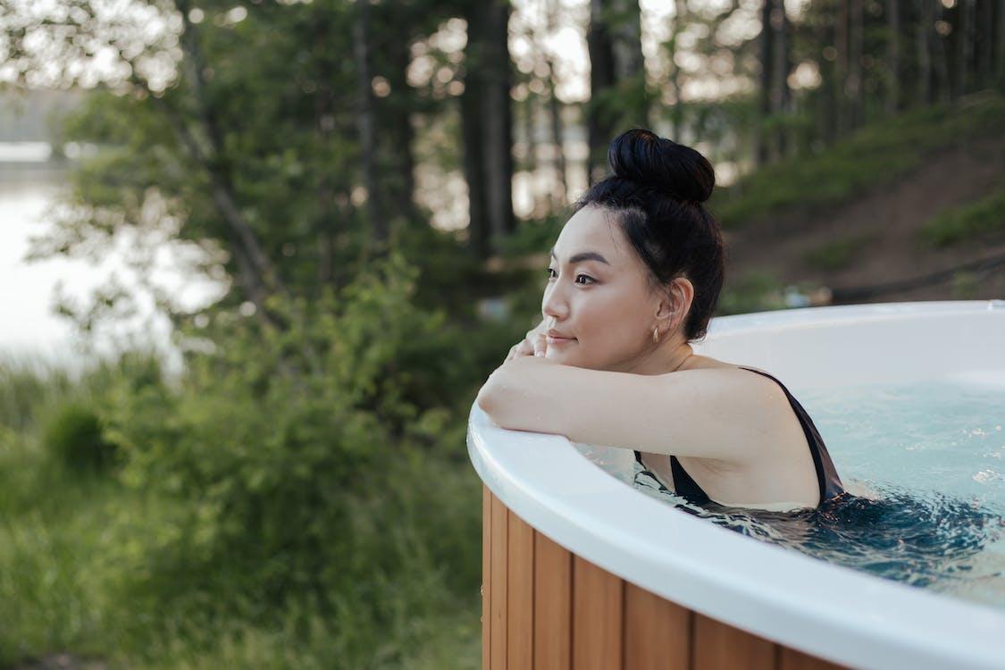 Gratis stockfoto met aantrekkelijk mooi, Aziatisch, badmode