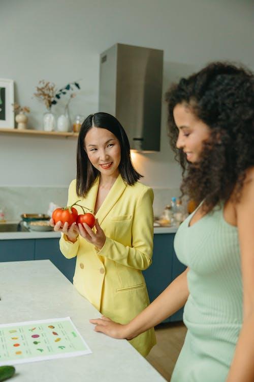 Gratis lagerfoto af asiatisk kvinde, ernæring, ernæringsekspert