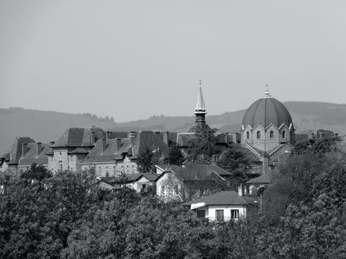 Free stock photo of village