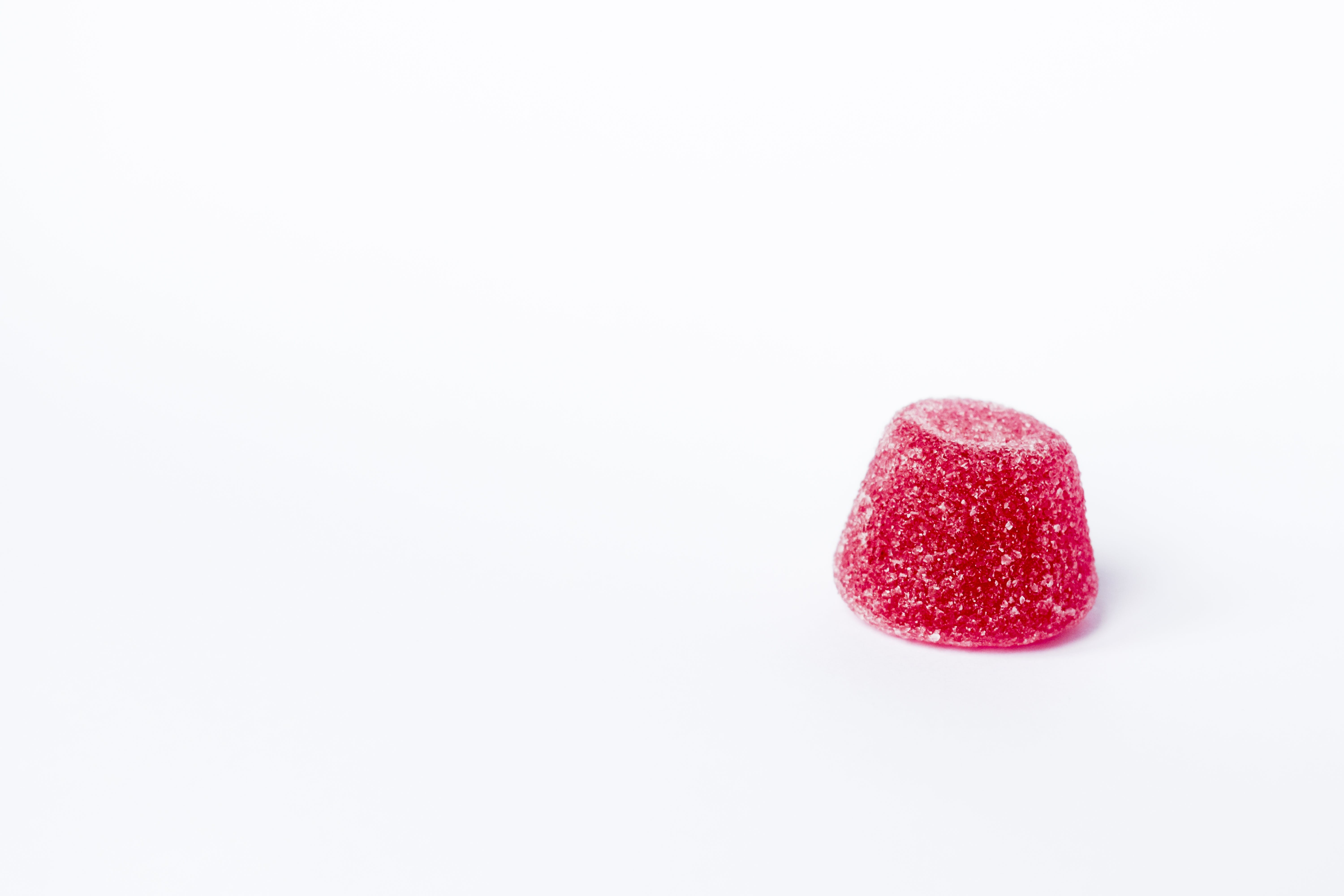 Free stock photo of bright, bright colours, gummy, red