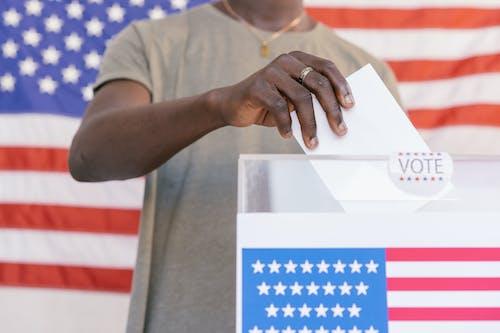 共和黨人, 把, 投票 的 免費圖庫相片
