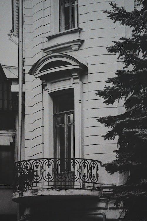 Immagine gratuita di architettura, balcone, casa