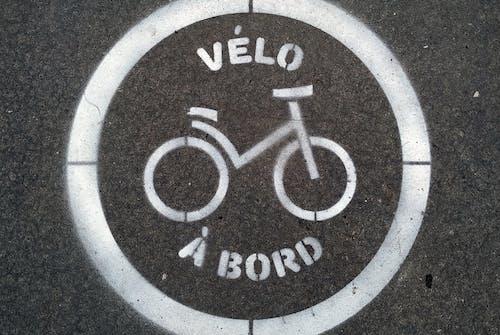 Free stock photo of bike ride, biking, cable railway