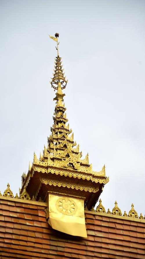 Ingyenes stockfotó angkor wat, Arany, Arany templom témában