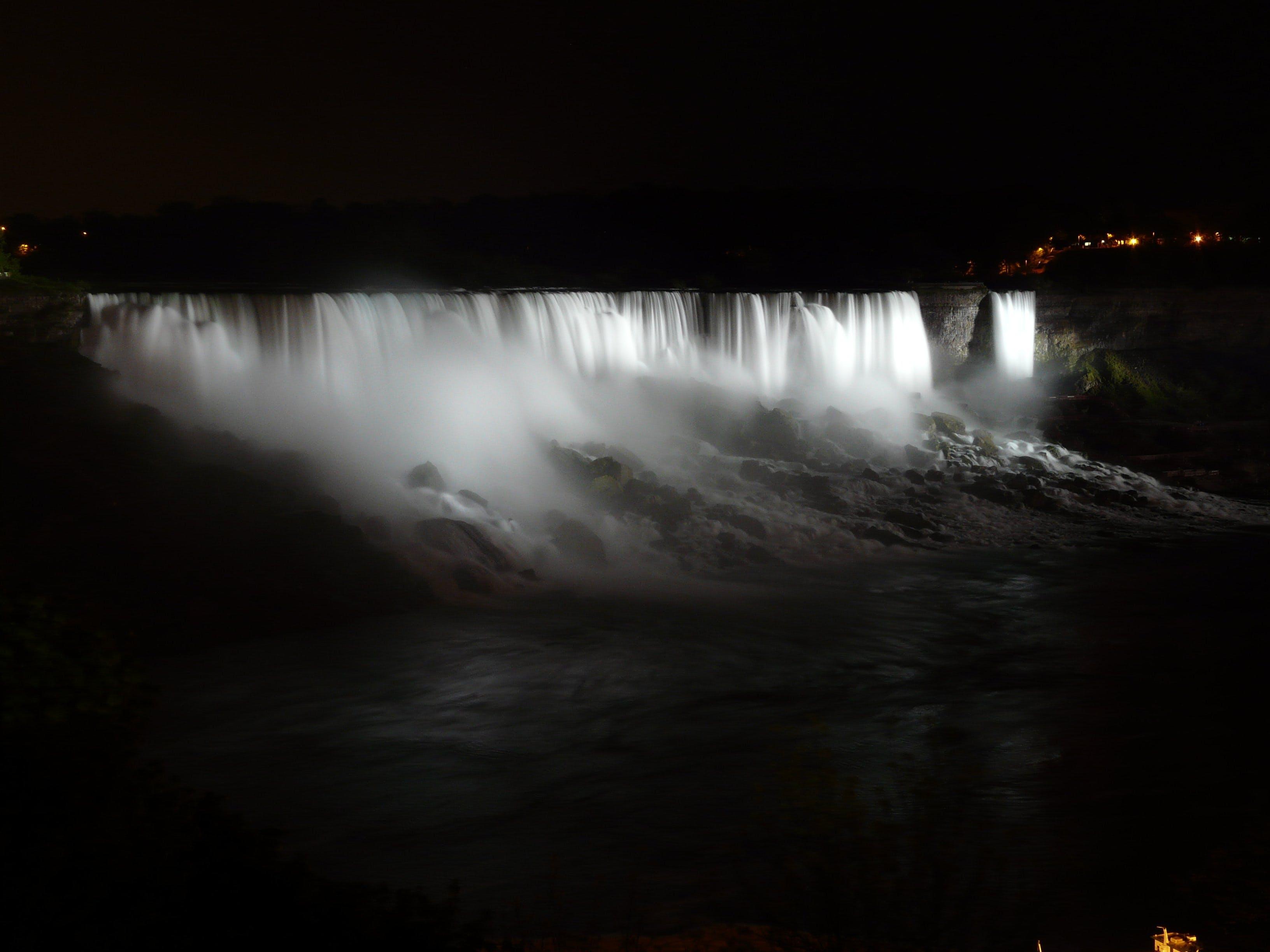Foto d'estoc gratuïta de aigua, cascades, Cascades del Niàgara, corrent