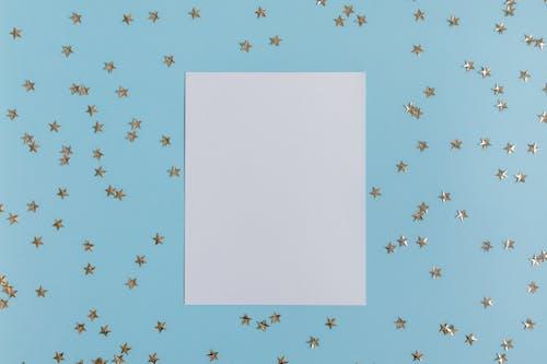 Δωρεάν στοκ φωτογραφιών με copy space, flatlay, αστέρια