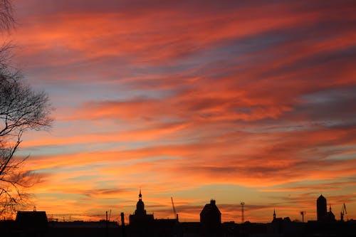 himmel sonne içeren Ücretsiz stok fotoğraf