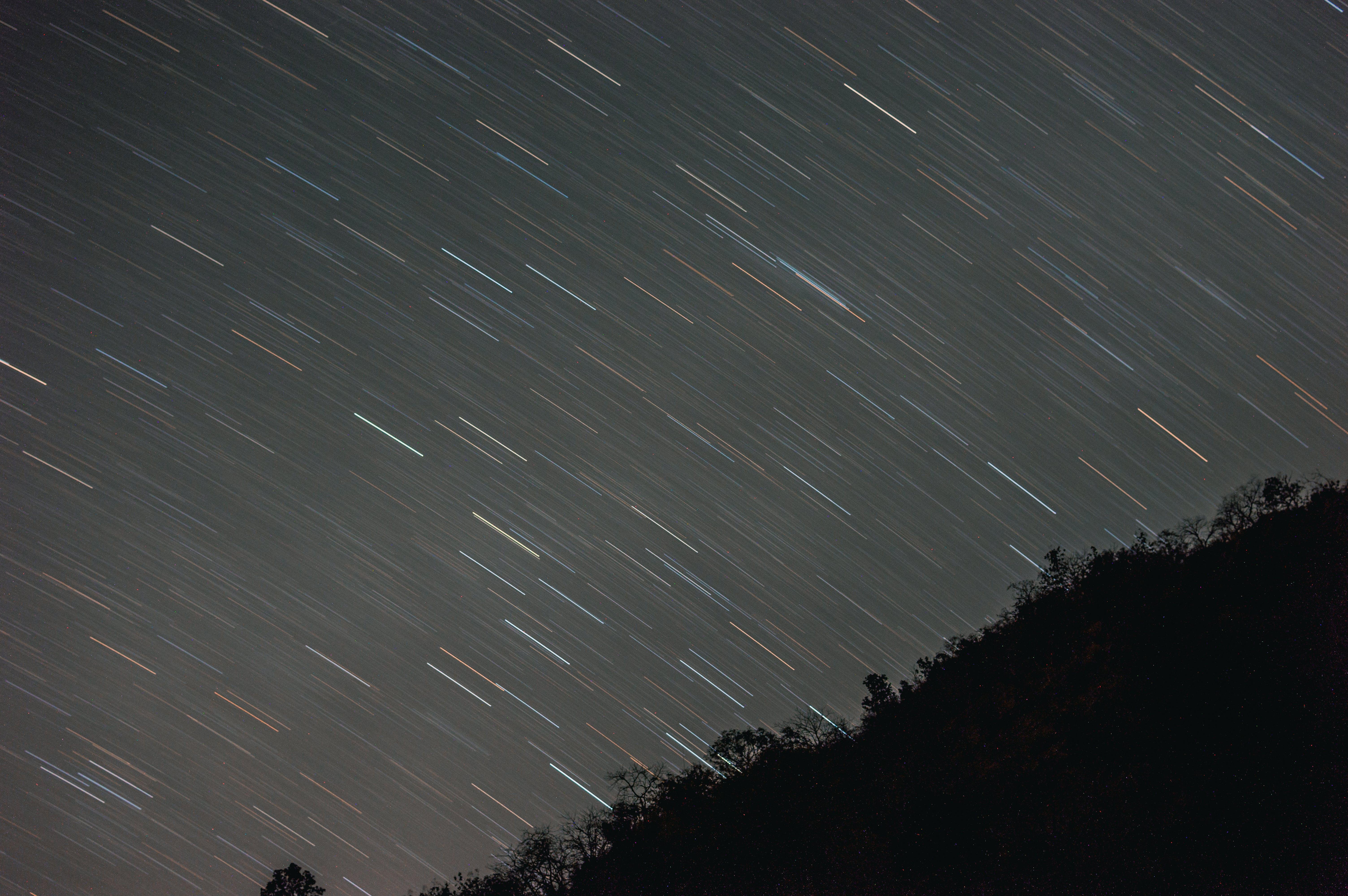 Δωρεάν στοκ φωτογραφιών με αστροφωτογραφία, κοιτάζω τα άστρα, μακροσκοπική έκθεση, στρατηγικές