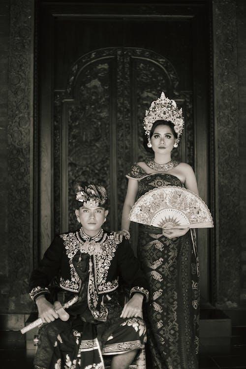 Gratis stockfoto met Balinees, bruiloft, cultuur